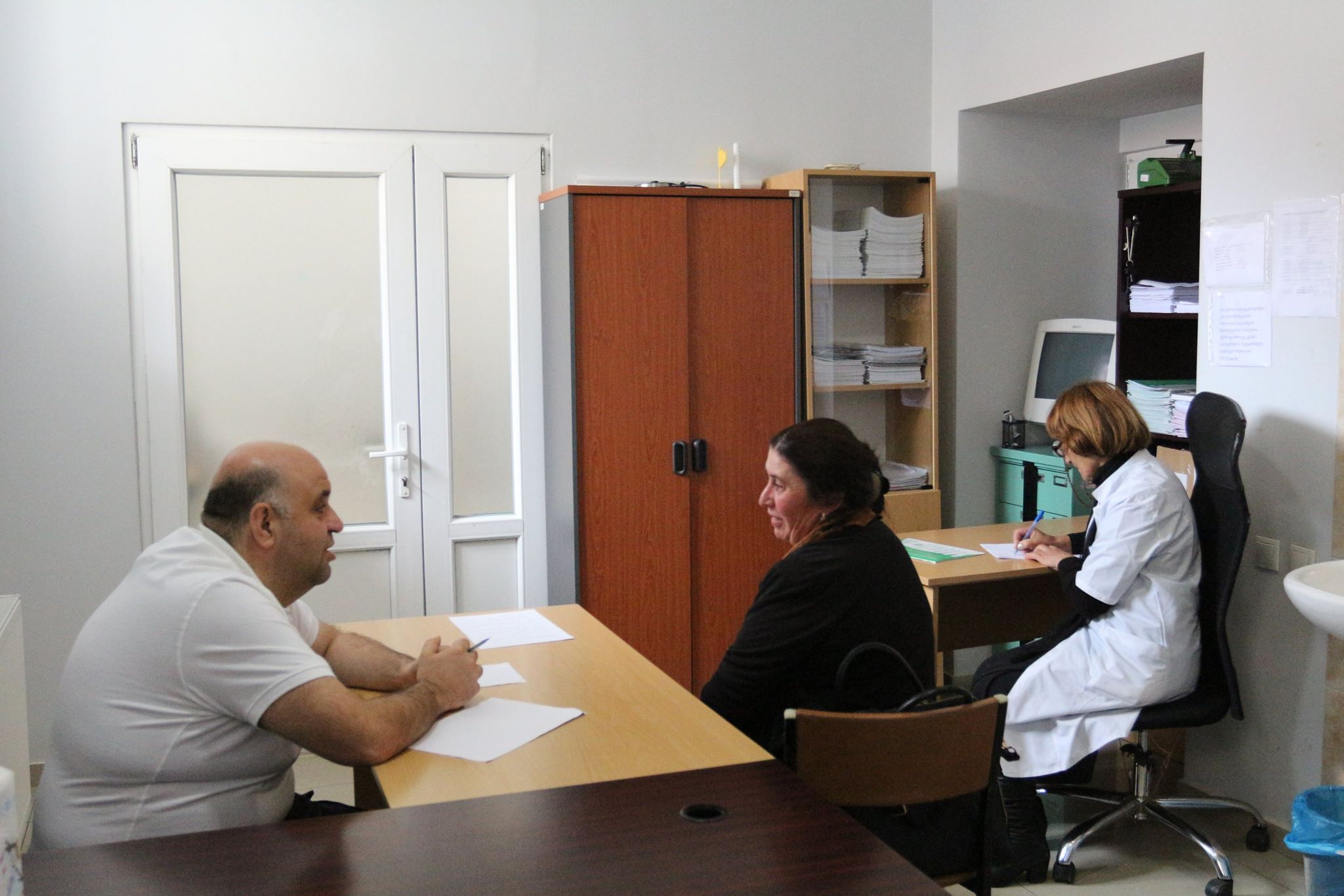 თბილისელი ექიმები მესტიის მოსახლეობას უფასოდ მოემსახურენ