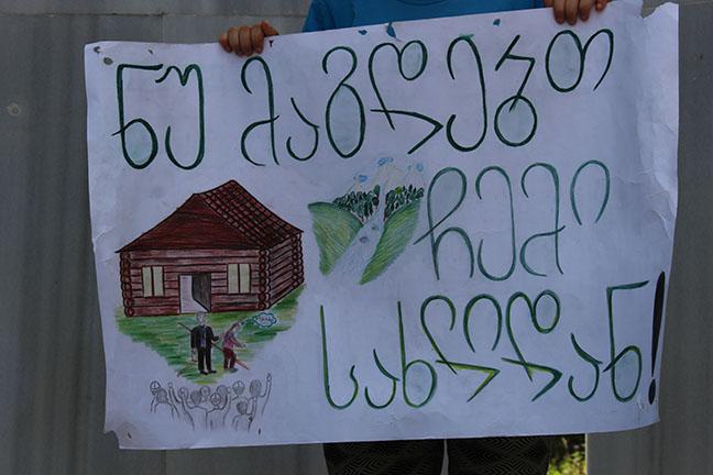 ქვემო სვანეთში ხელედულა-ჰესის მოწინააღმდეგეებმა პრემიერ-მინისტრს ღია წერილით მიმართეს