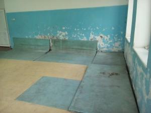 სასაშის საჯარო სკოლის საჭიდაო დარბაზი