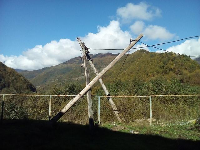 ქვემო სვანეთის რამდენიმე სოფელში ელ. ენერგიის მიწოდება შეფერხდება
