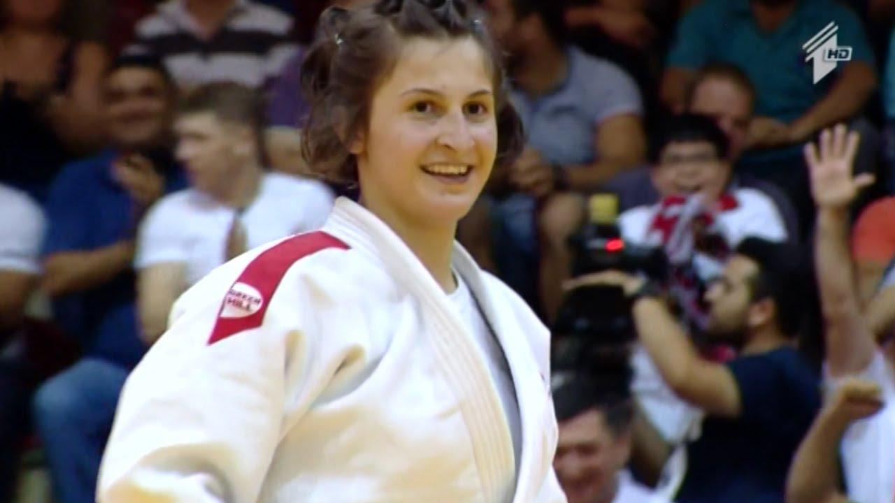 ეთერ ლიპარტელიანმა ევროპის ჩემპიონატიც მოიგო