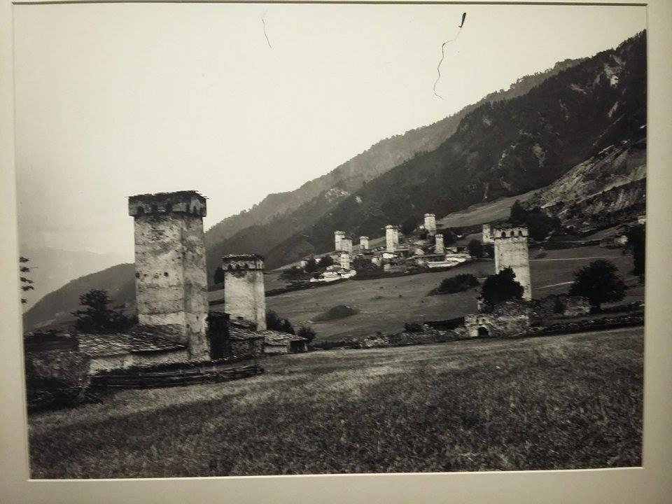 ვიტორიო სელას ფოტო-გამოფენა სვანეთის ისტორიის და ეთნოგრაფიის მუზეუმში